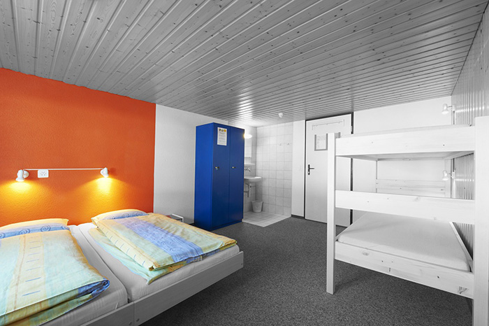 Habitación de hostel