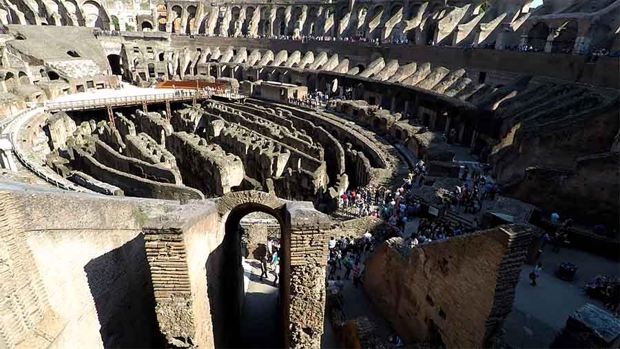 Que es el Coliseo