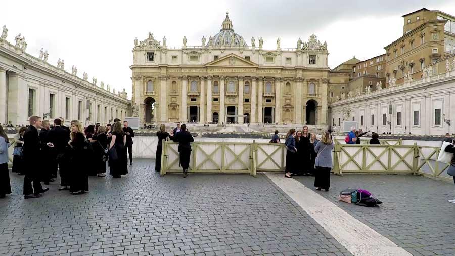 Cómo acceder a la Basílica de San Pedro