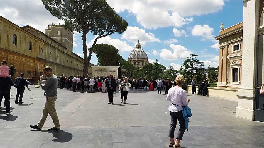 Consejos ver Museos Vaticanos