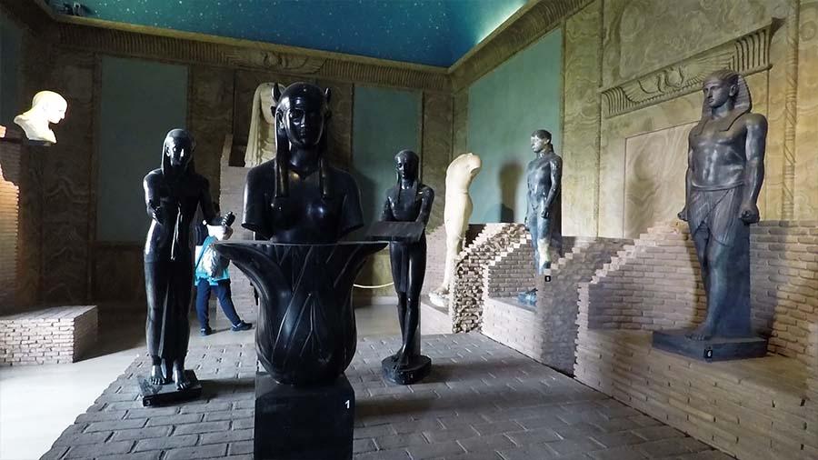 El Museo Gregoriano Egipcio