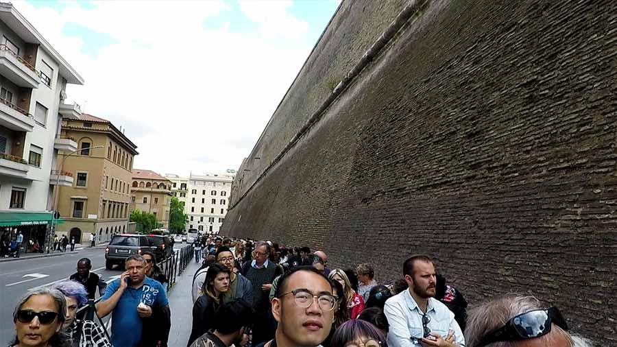 Museos Vaticanos evitar colas