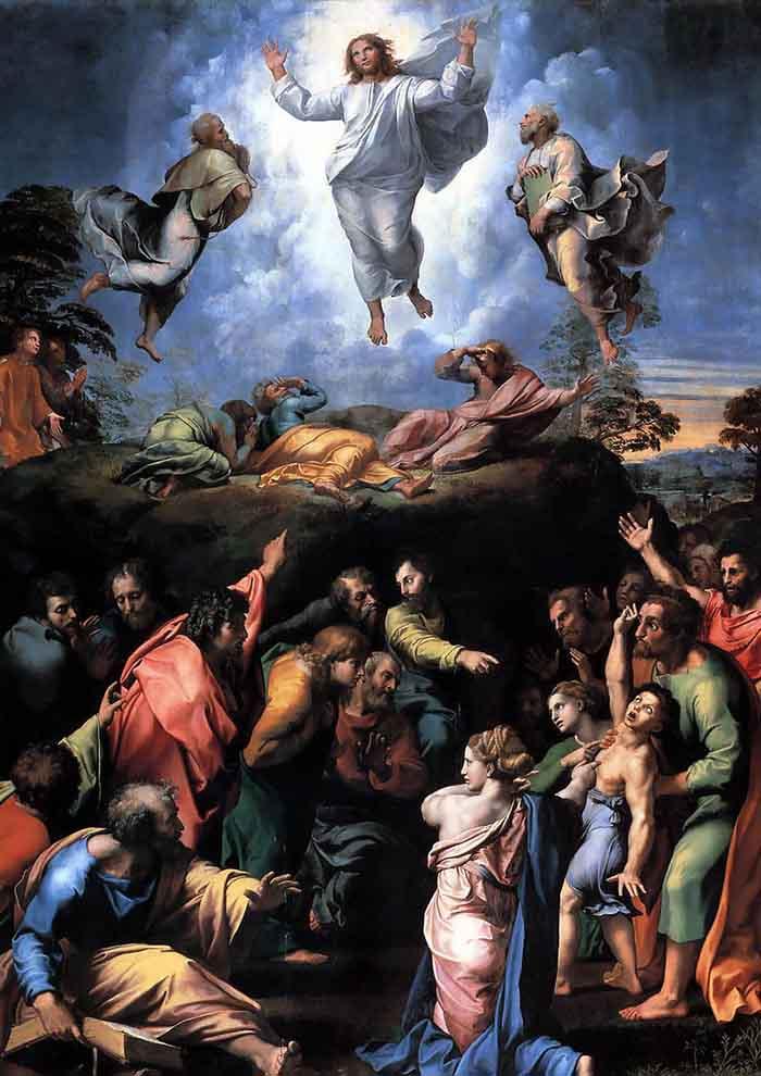 Transfiguracion Rafael