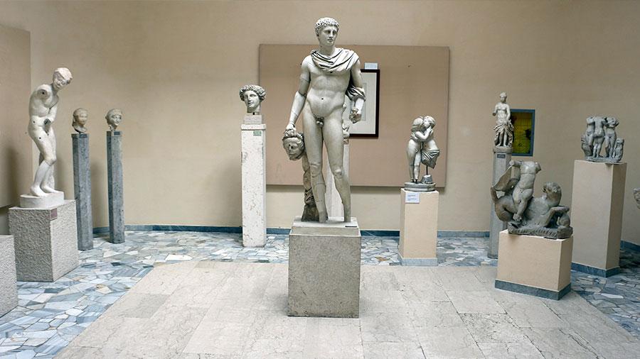 Ostia Antica Museo