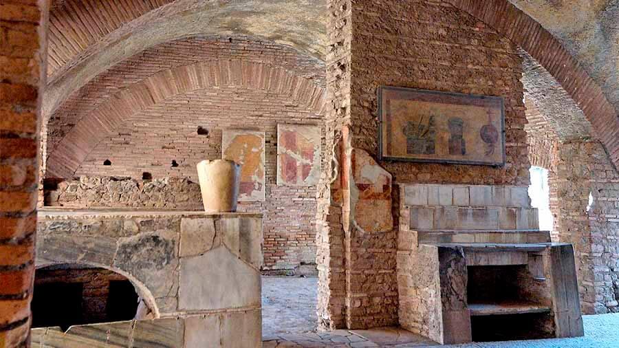 thermopolium taberna romana
