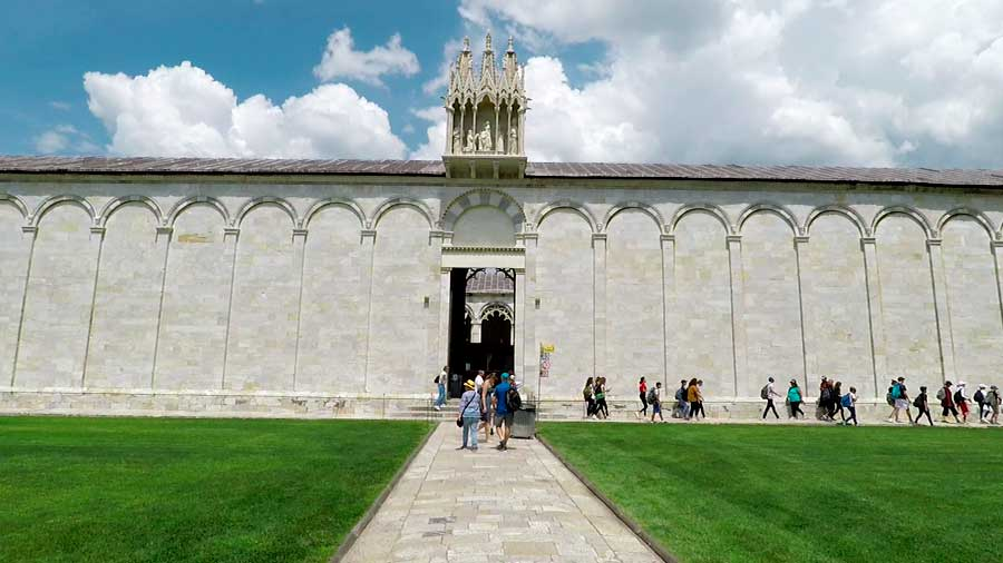 Camposanto de Pisa