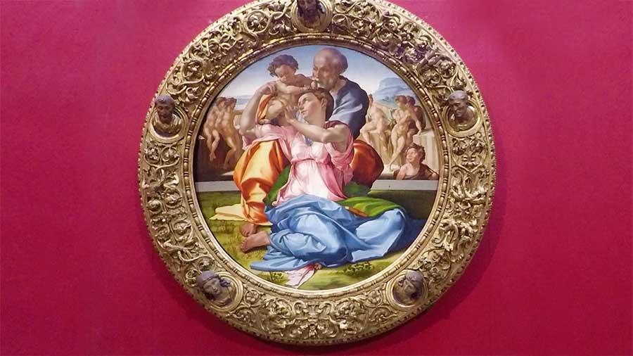 Sagrada Familia de Miguel Ángel