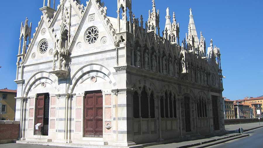 Iglesia de Santa Maria della Spina