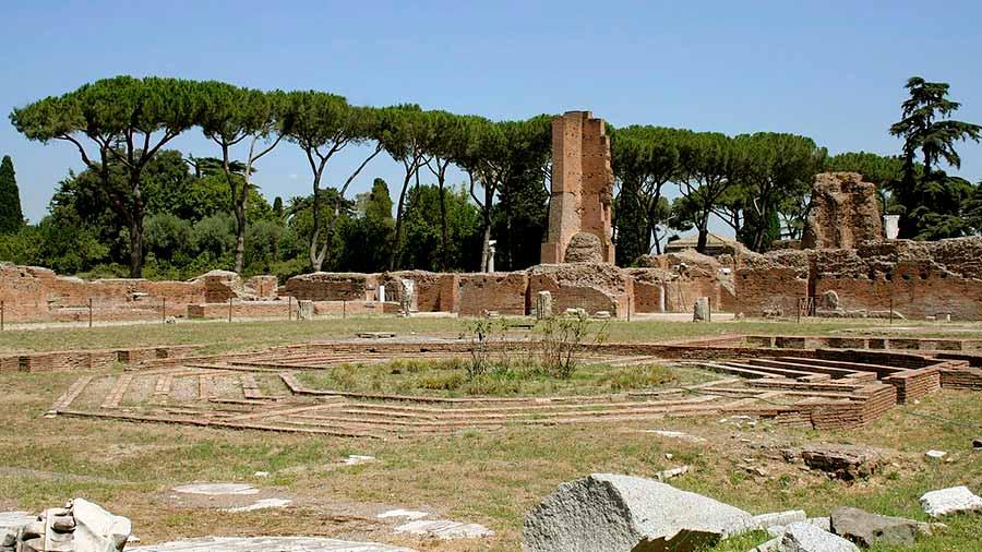 que era el palatino romano