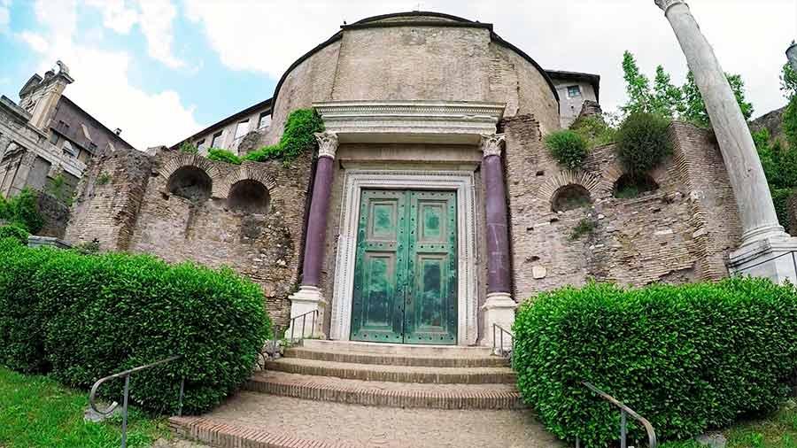 Templo de Rómulo