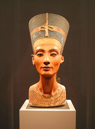Nefertiti Museo Nuevo