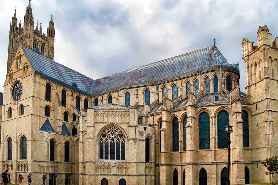 Una catedral que ver en Inglaterra