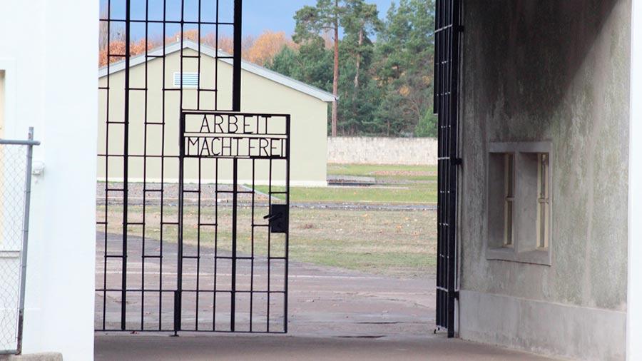campo concentracion sachsenhausen