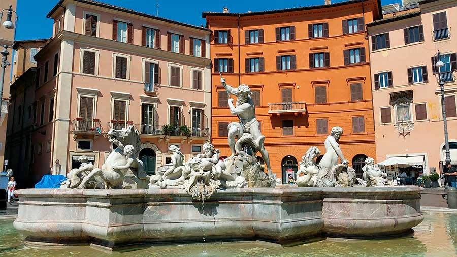 roma italia piazza navona