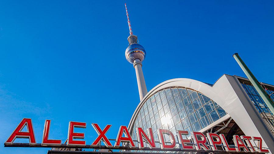 torre de berlin