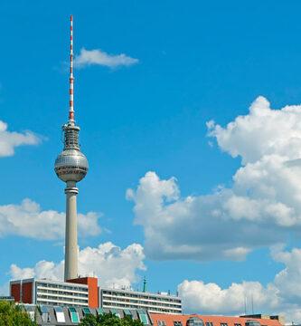 torre de la television berlin