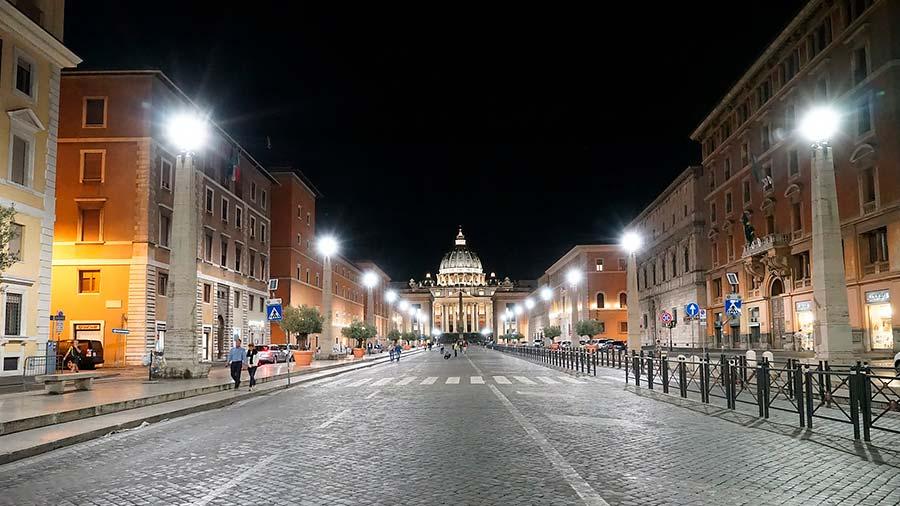 plaza san pedro roma