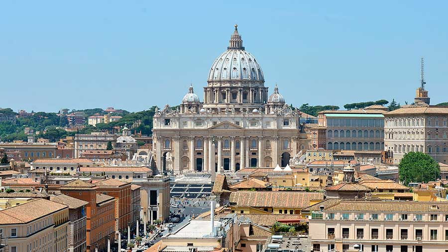 Horario Basílica de San pedro