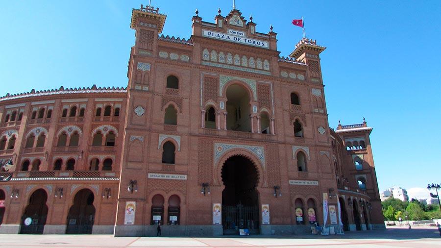 informacion del turismo en madrid e itinerario