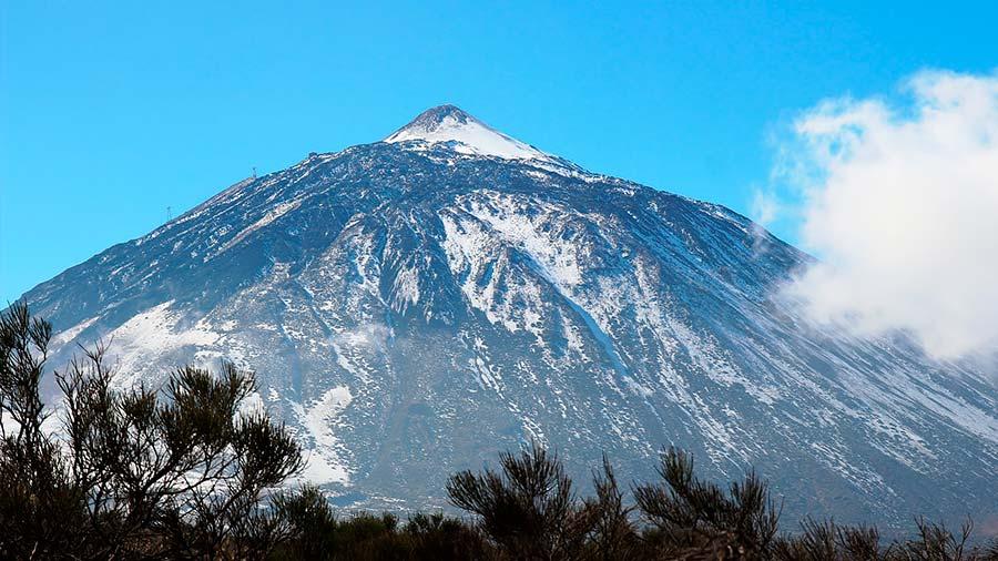ruta volcán españa
