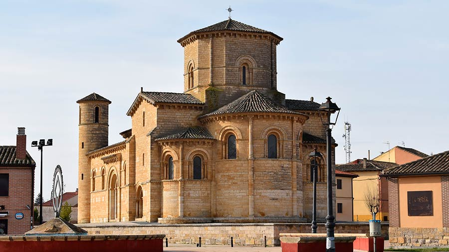 catedral románico español
