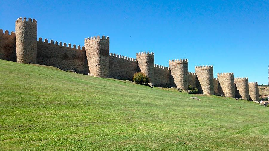 murallas medievales españa